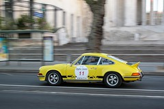 Porsche 911 Carrera RS 2.7l (Pichot Thomas) Tags: auto paris car canon 2000 tour 911 grand porsche palais 27 rs carrera optic 2016 500d