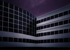 The Crotch, Architecturally Speaking (Darren LoPrinzi) Tags: city windows light urban lines canon pattern geometry curves perspective architectural va 5d canon5d miii tysonscorner