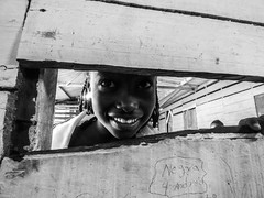 Las caras lindas (felipebeatle) Tags: school smile river colombia child afro choc atrato quibd