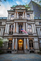 Old City Hall (Evan's Life Through The Lens) Tags: life camera city travel friends 2 food abstract color glass beautiful canon myself lens fun photography drive photo blog amazing view antique mark walk vibrant fair hike adventure explore ii document 5d f28 carry 2470mm