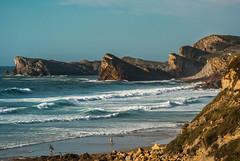 Costa (jdelrivero) Tags: sea costa rock mar elements material geology provincia olas roca cantabria geologia elementos