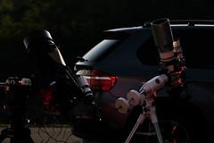 A Night am2:00 (James Shimoji Photography) Tags: night telescope bmw moonlight takahashi x5 fsq106ed eq8