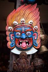 Donald Trump? (Mark S Weaver) Tags: kathmandu nepa