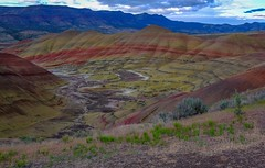 Painted Hills Oregon (yinlaihuff) Tags: oregon painted hills
