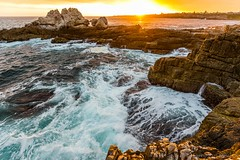 rough seas (ABPhotoZA) Tags: seas sunset sunrise hermanus capetown southafrica canon 5d