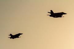 The Sword and Shield (Cataphract) Tags: aircraft f16 hatzerim israeliairforce sufa f16i 119squadron