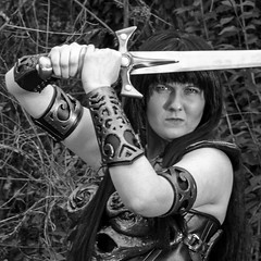 IMGP3102 (ForeverLawless) Tags: photography princess cosplay sword warrior xena hercules 2016 lawless xenite xenaverse