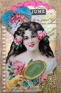 Months of the Year ATC - June 001