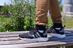 NMD (fvorcasmic) Tags: street toronto fashion youth walking photography 50mm nikon shoes under culture lifestyle sneakers nike armor sneaker runners kicks casual fitness ultra ua d800 boost addidas nmd sneakerhead yeezy sneakerphotography kicksology
