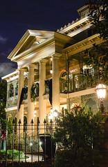The Haunted Mansion (Xcelerator) Tags: california grim disneyland ghost disney haunted host grinning mansion anaheim dca themepark disneycaliforniaadventure disneyscaliforniaadventure disneylandresort