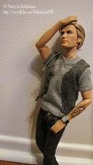 Kristoff ~7 HD 2010 Ken doll (BelladonnaBJD) Tags: doll ken barbie valentine harley kris 12 davidson mattel 2010 kristoff johnnydepppotcpiratesofthecaribbeankendollcollector