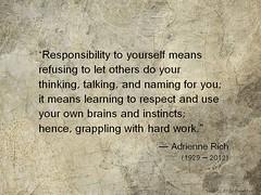 Adrienne Rich