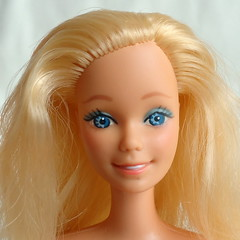 My First Barbie 1875 1983 (wuuloo) Tags: barbie first 1875 my