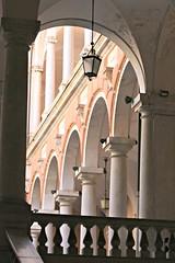 Cortile di Palazzo Doria-Tursi (Matteo Bimonte) Tags: genoa genova palazzo rolli cortile municipio viagaribaldi comune stradanuova doriatursi