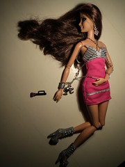 TAG GAME : Sweet As Candy (LuisaAnneliese) Tags: game candy sweet sassy tag barbie mattel 2012 fashionistas 2011 as