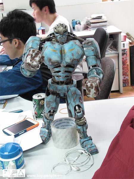玩具探險隊前進香港threeA玩具製作公司!!!