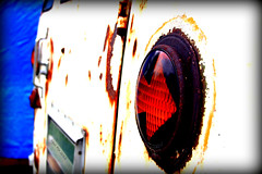 Back At Ya! (Nux Pix (Home Treating a Tough Knee Injury)) Tags: old school bus rural canon is rust pix antique decay farm country chevy schoolbus efs 1950 southernillinois cheverolet nux 18135mm 60d nuxpix