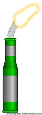 Molotov Cocktail (Psilocabe) Tags: cocktail molotov