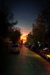 Roll up!!! (The walrus is Paul!) Tags: city sunset sol saint miguel de michael san ciudad puesta