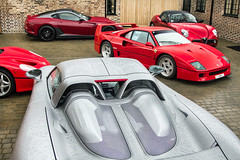 Organised Chaos. (Alex Penfold) Tags: auto camera red cars alex sports car sport mobile canon silver dark photography eos spider photo cool flickr image awesome flash picture super ferrari spot exotic photograph porsche dk alfa romeo spotted hyper gto gt supercar spotting exotica sportscar 2012 carrera sportscars supercars f40 f50 penfold 8c 599 spotter enginerring hypercar 60d hypercars alexpenfold