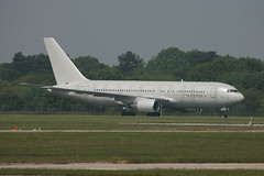 Air 7-33 (Martyn Cartledge / www.aspphotography.net) Tags: aviation aircraft airplane transport aspphotography martyn cartledge gsjet silver jet boeing b767 767 flywinglets