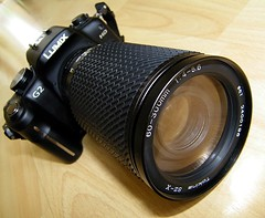 Panasonic Lumix DMC-G2 with Tokina SZ-X 60-300mm f4-5.6 Lens (Effective 120-600mm) (Sang3eta) Tags: lens lumix panasonic tokina 300mm g2 600mm f456 60300mm szx dmcg2