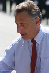 Governor of VT (mike greenwood 13) Tags: vt bristolvt petershumlin governorofvt