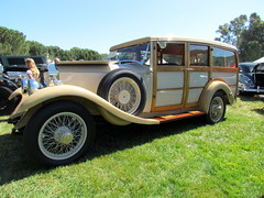 1929 Rolls Royce 20HP Shooting Brake (DBerry2006) Tags: antiquecar rollsroyce concours concoursdelegance 1920scars marinsonomaconcours caridamateu