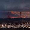 San Francisco - Golden Moments (Andrew Louie Photography) Tags: park bridge summer sun fog golf golden gate san francisco hawk district marin hill andrew richmond lincoln headlands louie rise