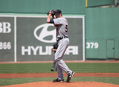 up point (Boston Wolverine) Tags: baseball tigers pitch pitcher mlb 70300mmf456 dougfister