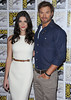 Ashley Greene and Kellan Lutz San Diego Comic-Con 2012
