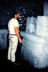 Arthur in Europe (Arthur Chapman) Tags: ice switzerland grotto chamonix geo:country=switzerland geocode:method=googleearth geocode:accuracy=5000meters arthurchapman