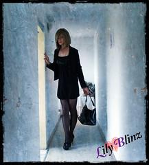 46 (Lily Blinz) Tags: france cute french tv lily cd young tgirl transgender teen tranny transvestite trans trav fr crossdresser crossdress ts tg travesti crossdressed collant blinz transgenre