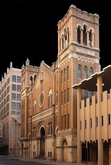 St Mary's Catholic Church, San Antonio