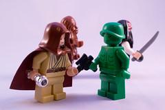 "#213/366 (bobsfever) Tags: toys star nikon funny with mini clones stormtrooper figures challenge ""mini wars"" toys"" ""bad ""robert set"" ""fun ass"" ""star ""plastic ""funny ""lego figures"" d3100 3662012 stormtrooper"" mcgoldrick"" bobsfever"