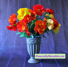 Flowers By Meredith silk flower product