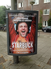 STARBUCK (Posters in Amsterdam by Jarr Geerligs) Tags: amsterdam poster design graphics nederland carteles plakate affiche noordholland starbuck img2310 jarr geerligs wwwpostersinamsterdamcom postersinamsterdam postersinams takenin2012