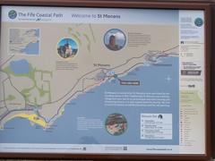 St Monans Fife info (a-dinosaur) Tags: st fife info monans
