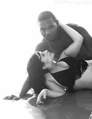 Passion23 (HSPhotogr@phy.) Tags: light portrait blackandwhite woman sexy art love water beautiful beauty canon dark relax happy 50mm model bokeh gorgeous t3i monochrone strobist