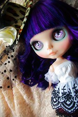 A-Dong's Custom Blythe doll No.60 *The Duchess of Muse*
