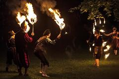 7 Flamma fireshow in Tampere 2012 (penttja) Tags: birthday tampere fireshow 2012 yö flamma 10vuotta tulishow tapahtumien