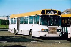 Manchester Airport Leyland National (markkirk85) Tags: new bus buses manchester airport national n5 n8 n1 leyland n4 n3 n2 n7 n6 41981