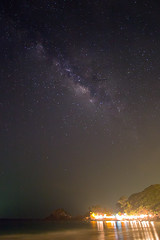 Milky Way @ Redang (unknown_obj) Tags: nightscape malaysia redang milkyway redangisland redangbeach