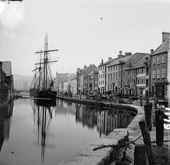 Merchants Quay, Newry (National Library of Ireland on The Commons) Tags: canal bridge masts rigging rsbrown jamesgreerco coalyard jamesgreer andrewtoddco andrewtodd flourmills thomaswheatley josephmartin edwardstreet ships stereopairs stereographicnegatives stereoscope jamessimonton frederickhollandmares johnlawrence lawrencecollection merchantsquay newry down northernireland ireland ulster stereoscopiccollection 19thcentury nationallibraryofireland