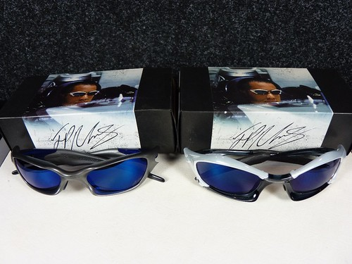 oakley splice ejiq  Oakley JP Montoya Collection