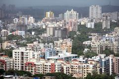 High Density Living (bruce-p) Tags: india apartment flat housing maharashtra mumbai density