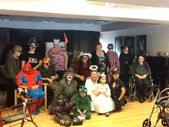 photo (Points West Living) Tags: halloween fun good evil enjoy lloydminster spidermen