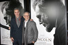 "Daniel Day-Lewis, Steven Spielberg arrives at the ""Lincoln"" Premiere at the AFI Fest at Graumans Chinese Theater in Los Angeles Calfornia, USA"