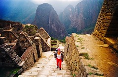 Machu Picchu & the Urubamba valley - Peru (Lior. L) Tags: world travel mountains history peru so