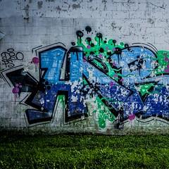 Harsh D30 (Nedeism) Tags: graffiti neworleans nola d30 harsh